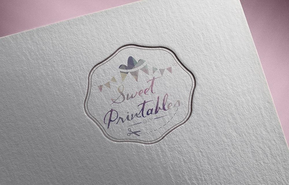Sweet Printables • Decoration pour vos jolis jours